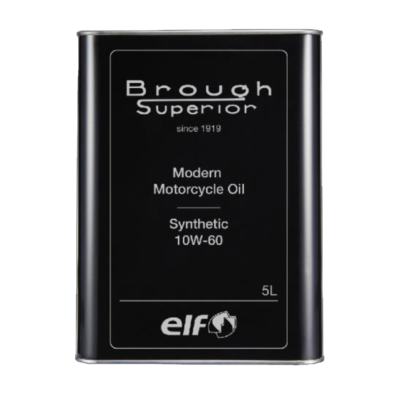 Brough Superior - Modern Motorcylce Oil Synthetic 10W-60