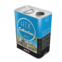 Huile véhicules HTX COLLECTION 20W50