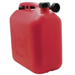 JERRICAN ROUGE 20L HOMOLOGUE