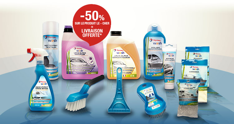 Promo Total Wash